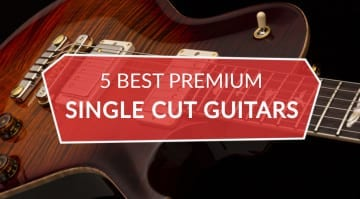 5 best premium Gibson Les Paul Alternatives