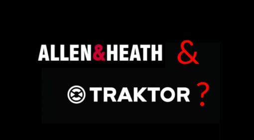Allen and Heath Buying Traktor?
