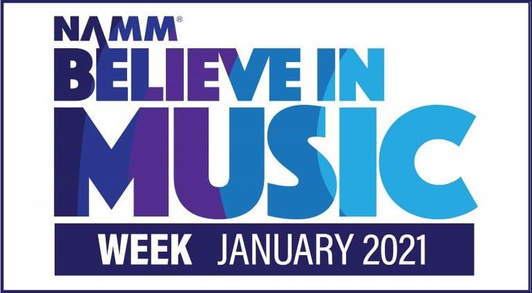 Believe in Music Winter NAMM 2021