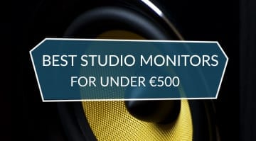Best Studio Monitors For under EUR 500 Yamaha JBL PreSonus Kali ADAM IK