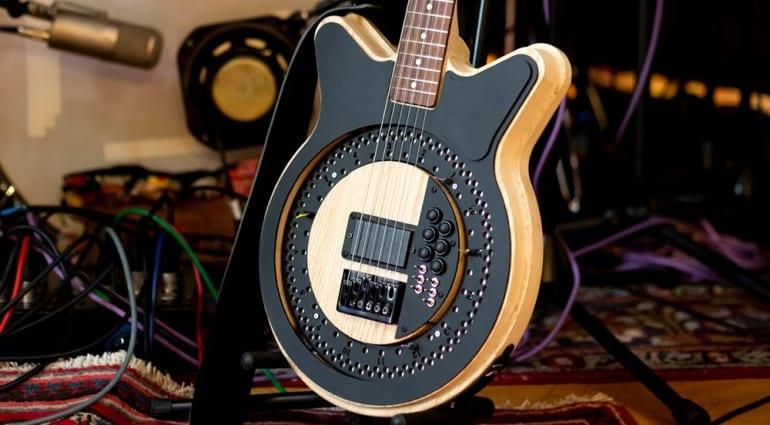 Circle Guitar