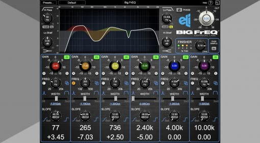 Empirical Labs Big FrEQ