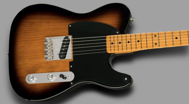 Fender 70th Anniversary Esquire model