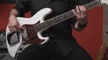 Fender celebrates with limited edition 60th Anniversary Jazz Bass