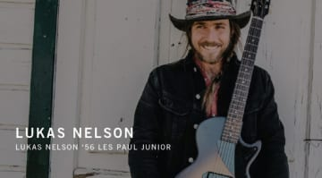 Gibson USA Lukas Nelson '56 Les Paul Junior