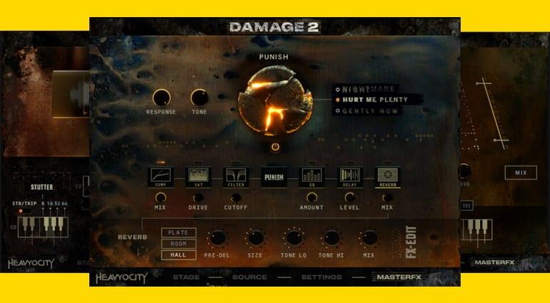 Heavyocity Damage 2