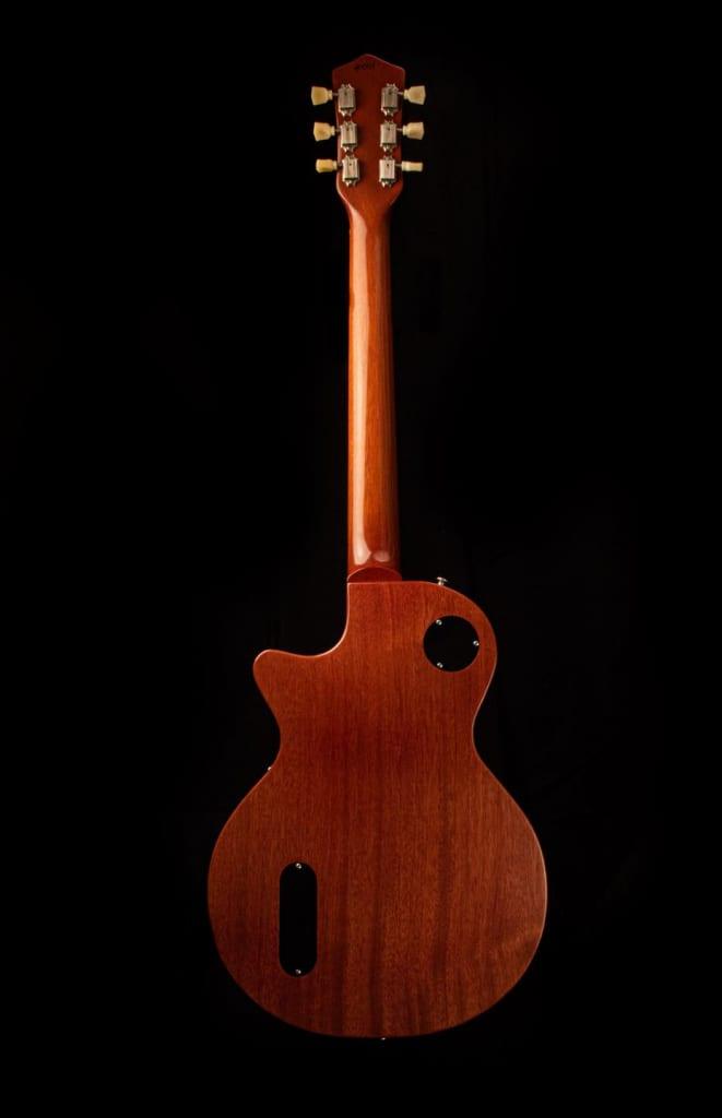 Ivison Guitars The Spitfire back