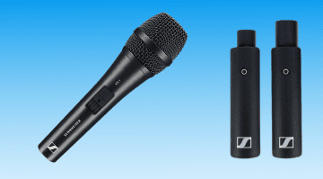 Sennheiser XSW-D Vocal Mic Set
