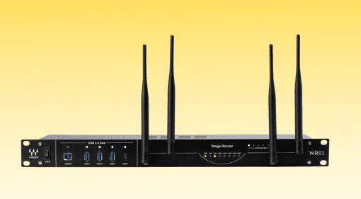Waves WRC-1 wireless router