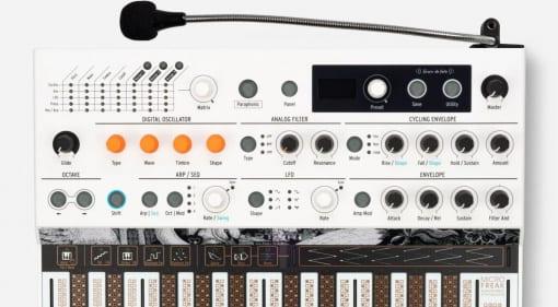 Arturia MicroFreak Vocoder Edition