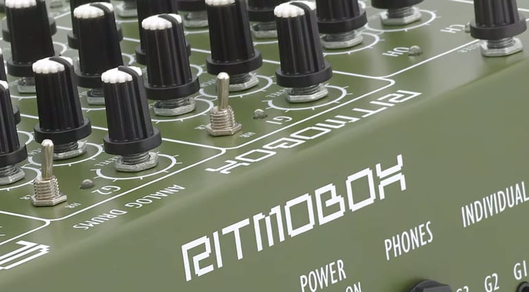 AVP Synth Ritmobox