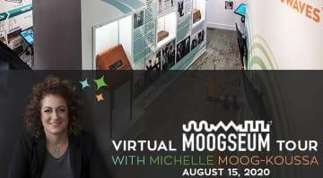 Moogseum tour