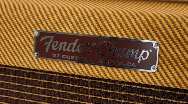 Fender 57 Custom Champ
