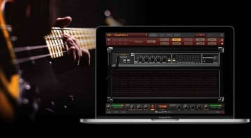 IK Multimedia AmpliTube SVX Plug-in