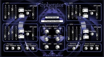 Syntheway Spherator FM