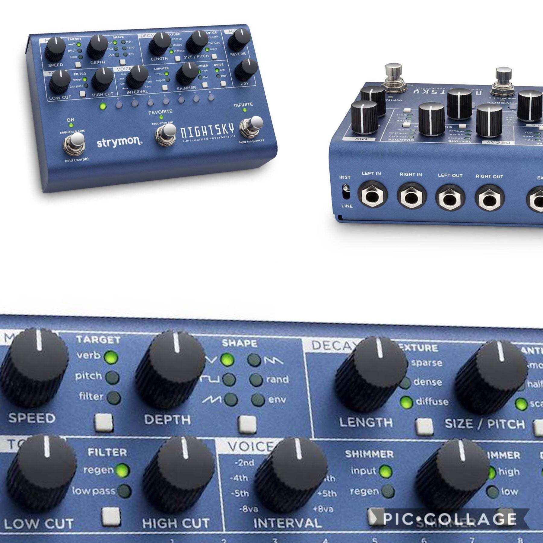 Strymon NightSky leaked online ahead of official launch