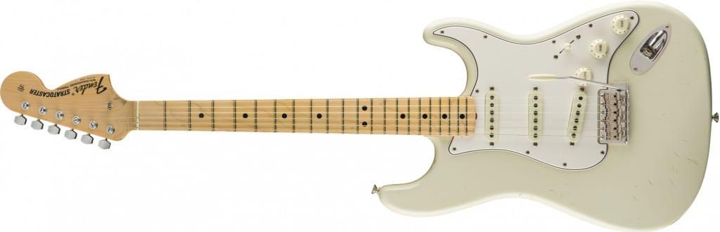 Limited Edition Jimi Hendrix Stratocaster