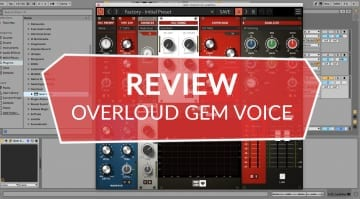 Overloud Gem Voice Plug-in Review