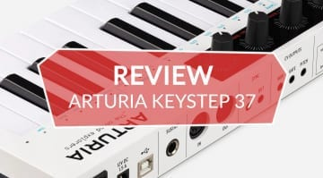 Review Arturia KeyStep 37