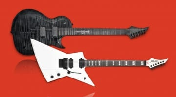 Solar Guitars adds two new signature models - the GC1.6 Killertone and E1.6 Priestess
