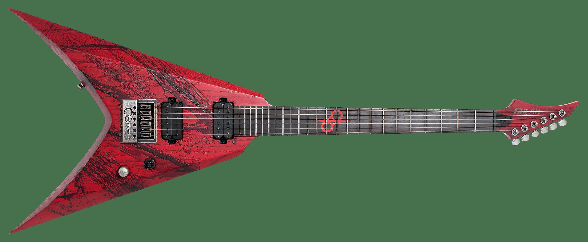 Solar Guitars Canibalismo V.1 6-string