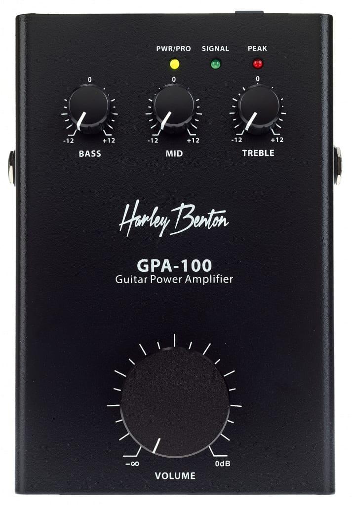 Harley Benton GPA-100 power amp