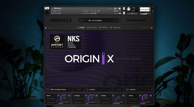 Artistry Audio Origin X