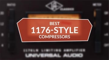 Best 1176-style hardware compressors