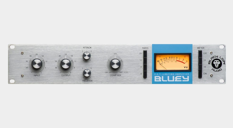 Black Lion Audio Bluey Limiter 1776 compressor clone