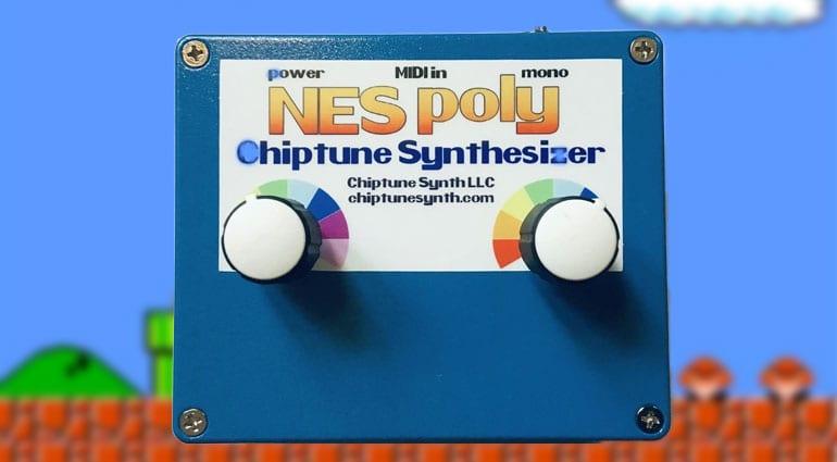 Chiptune NES Poly