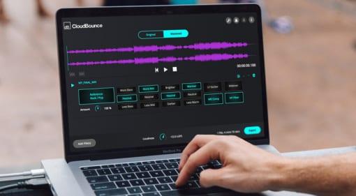 CloudBounce for desktop