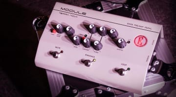 Epic Deal on the Eden Amplification Module bass preamp