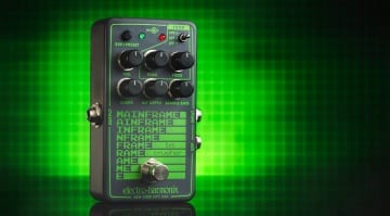 EHX Mainframe pedal