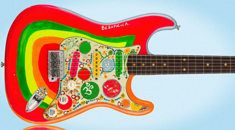 Fender George Harrison Rocky Stratocaster