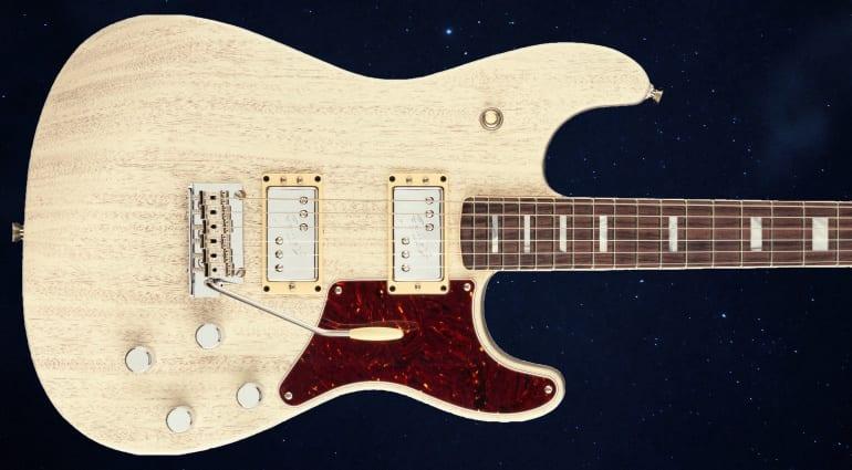 Fender Parallel Universe II Uptown Strat: Better than a Les Paul?