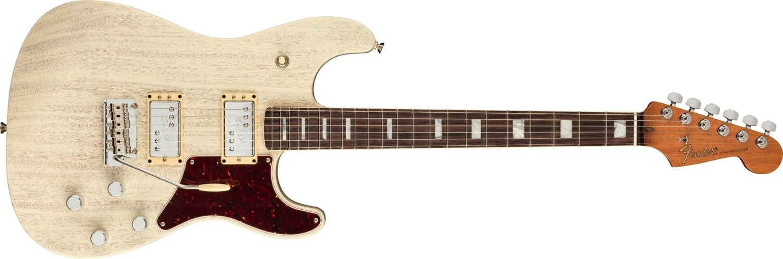 Fender Parallel Universe II Uptown Strat front
