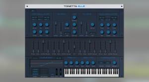 Flandersh Tech Tonetta Blue