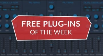 Best free plug-ins of the week