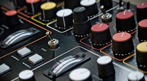 Goly Porter Grinder and Stereo Dynamic Shelving Equalizer