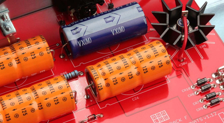 Hairball Audio DIY 1176 compressor
