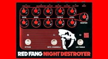 Red Fang Night Destroyer