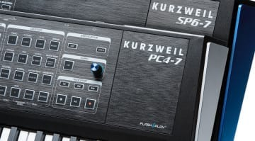 Kurzweil PC4-7 and SP6-7
