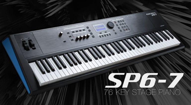 Kurzweil SP6-7