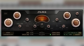 Kush Audio Silika compressor