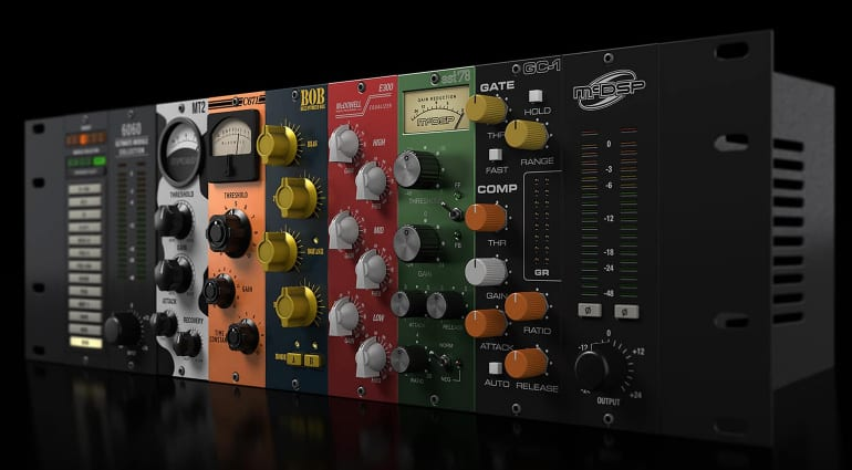 McDSP plug-ins and bundles on sale
