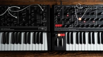 Moog Music Dark Series