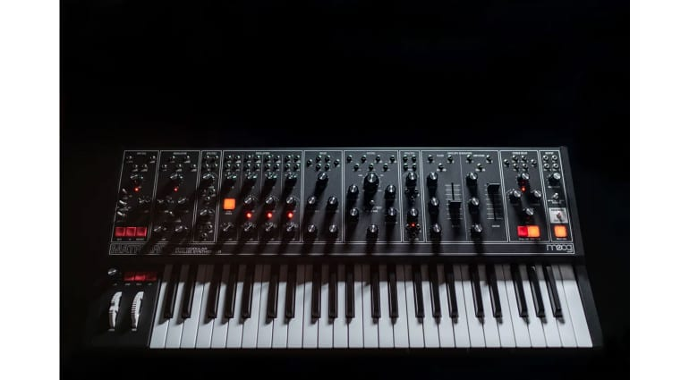 Moog Dark Series Matriarch