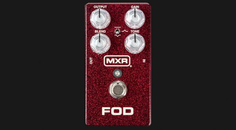 MXR FOD Drive pedal delantero