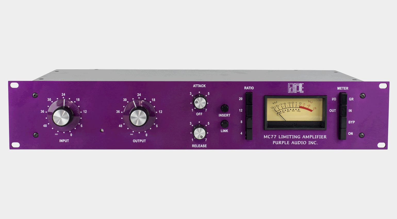 Purple Audio MC77 1176 compressor clone