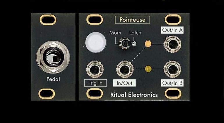 Ritual Electronics Pointeuse